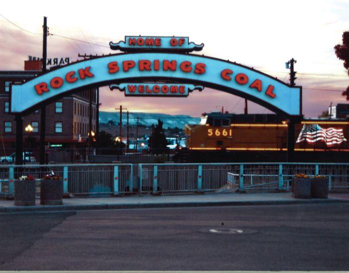 Wyoming Rock Springs Printing Service