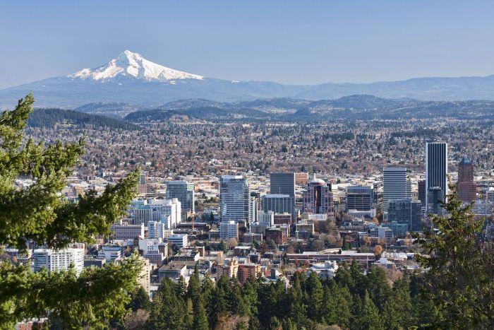 Oregon Portland Printing Service
